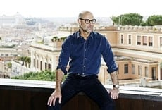 Televisión Stanley Tucci: Searching for Italy