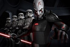 Escena de Star Wars Rebels