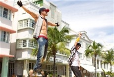 Escena de Step Up Revolution