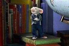 Escena de Stuart Little, un ratón en la familia