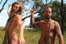 Escena de Supervivencia al desnudo: edición extrema