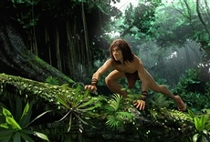 Escena de Tarzan