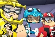 Escena de Team Hot Wheels: The Origin of Awesome!