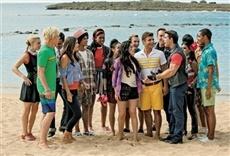 Escena de Teen Beach Movie 2