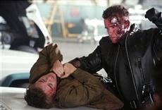 Escena de Terminator 3: la rebelión de las máquinas