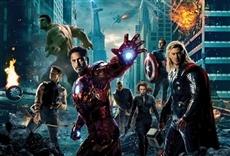 Película Los Vengadores de Marvel