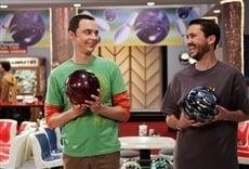 Escena de The Big Bang Theory