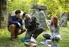 Escena de The Librarians