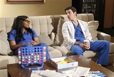 Escena de The Mindy Project