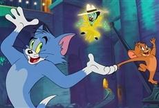 Escena de Tom y Jerry: Willy Wonka y la fábrica de chocolate