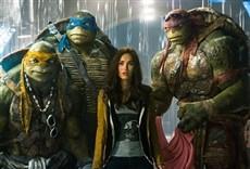 Escena de Ninja Turtles