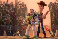 Escena de Toy Story: El tiempo perdido
