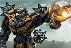 Escena de Transformers 4