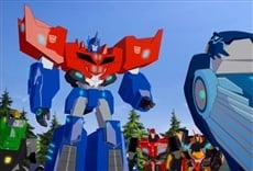 Serie Transformers: Robots in Disguise
