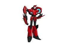 Escena de Serie Transformers: Robots in Disguise