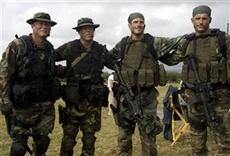 Película Tras la línea enemiga: Colombia