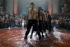 Escena de Step Up 3
