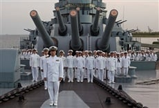 Película USS Indianapolis: hombres de coraje
