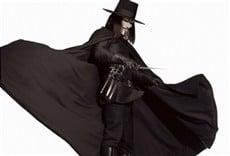 Escena de V de Vendetta