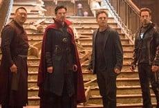 Película Vengadores: Infinity War