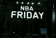 Televisión Viernes de N.B.A.