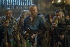 Escena de Vikingos