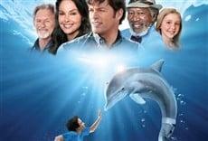 Película La gran aventura de Winter el delfín