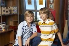 Escena de Zack y Cody: gemelos en acción