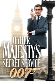 On Her Majesty's Secret Service on-line gratuito