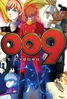 Ver película 009 Re:Cyborg