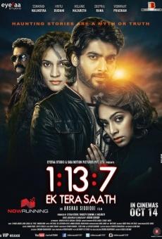 Ver película 1:13:7 Ek Tera Saat