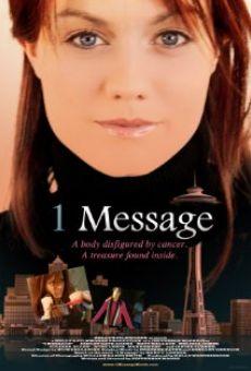 Watch 1 Message online stream