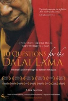 Ver película 10 Questions for the Dalai Lama