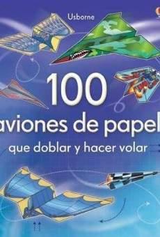 100 aviones de papel online gratis