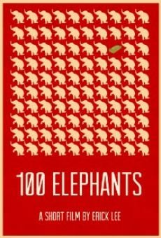 Ver película 100 Elephants