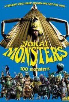 Ver película 100 Monsters