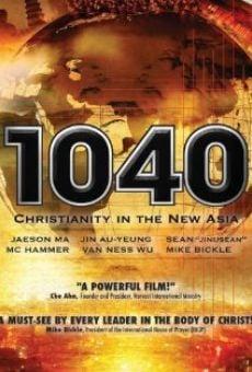 1040: Christianity in the New Asia en ligne gratuit