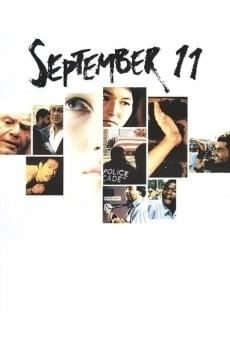 Ver película 11'09''01 - 11 de septiembre