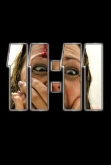 Ver película 11:11 el mal tiene un nuevo número