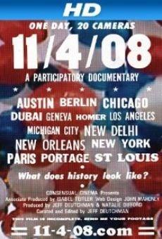 11/4/08 on-line gratuito