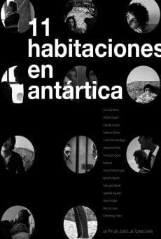 11 habitaciones en Antártica gratis