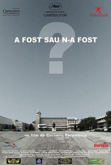 Ver película 12:08 Al este de Bucarest