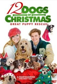 Ver película 12 Dogs of Christmas: Great Puppy Rescue