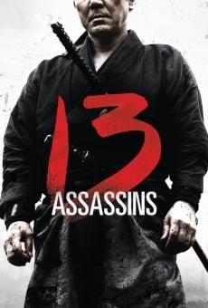Ver película 13 asesinos