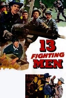 13 Fighting Men online