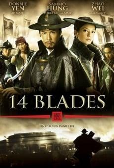 Ver película 14 Blades