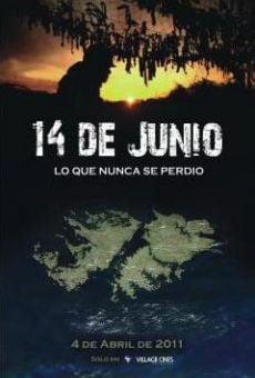 Ver película 14 de junio, lo que nunca se perdió