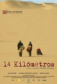 Ver película 14 kilómetros