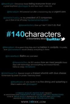 Película: #140Characters: A Documentary About Twitter