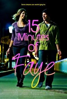 Ver película 15 Minutes of Faye